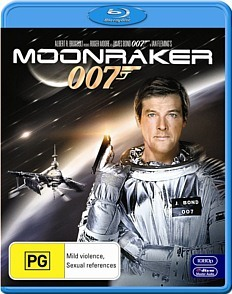 Moonraker (2012 Version) on Blu-ray image