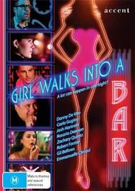 Girl Walks into a Bar on DVD