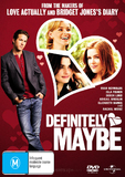 Definitely, Maybe DVD