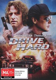 Drive Hard on DVD