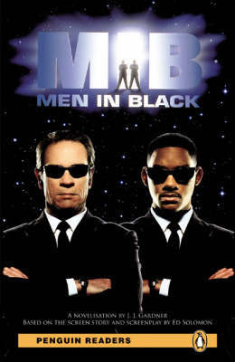 """Men in Black"": Level 2 by J.J. Gardener"