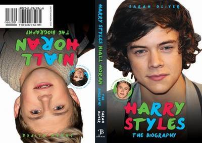 Harry Styles / Niall Horan - the Biography by SARAH OLIVER image