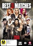 WWE: Best PPV Matches 2016 DVD