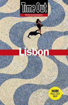 Time Out Lisbon City Guide by Time Out Guides Ltd image