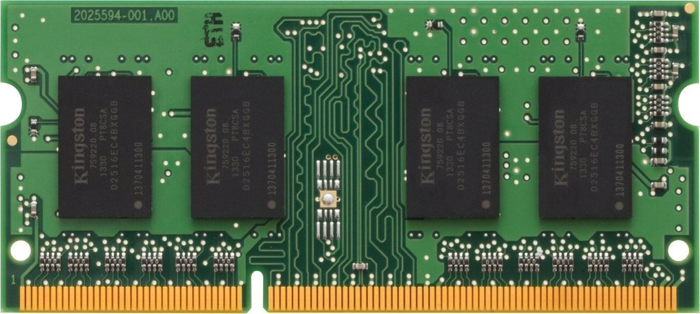 Sodim Ddr3 4gb Kingston 1600mhz Low Voltage Sodimm At Mighty Ape Nz Image