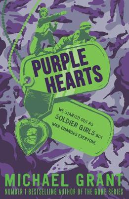 Purple Hearts by Michael Grant image