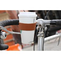 Leather Bike Cup Holder image