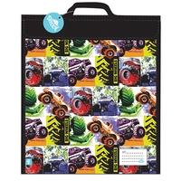 Spencil: Big Wheels II - Homework Bag