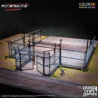 ColorED Scenery: Prison Yard