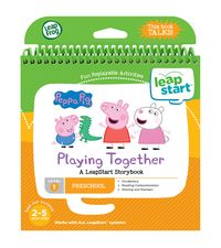 Leapstart: Peppa Pig Preschool - Story Book (Level 1)