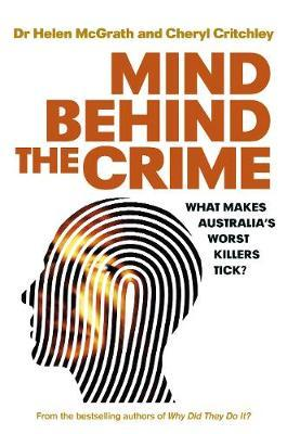 Mind Behind The Crime by Cheryl Critchley image