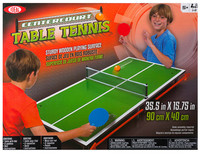 Ideal: Centercourt - Table Tennis