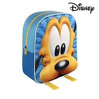 Disney 3D School Bag Pluto
