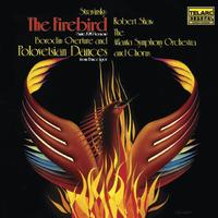 Stravinsky: Firebird Suite, Borodin: Polovetsian Dances / Robert Shaw/Atlanta Symphony Orchestra and Chorus