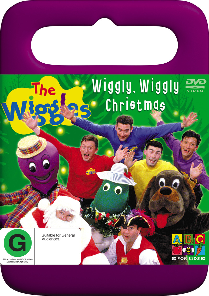 The Wiggles - Wiggly, Wiggly Christmas on DVD image