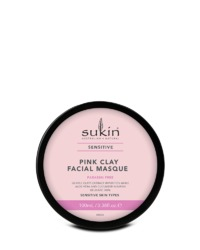 Sukin Exfoliating Masque - Pink Clay (100ml)