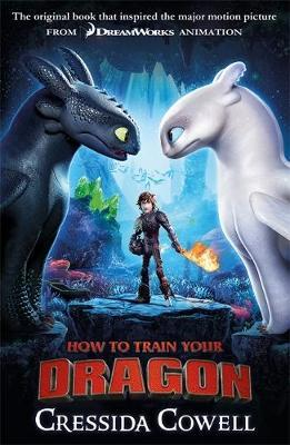 How to Train Your Dragon by Cressida Cowell image