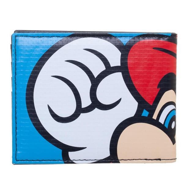Super Mario Bros Bifold Wallet - Mario