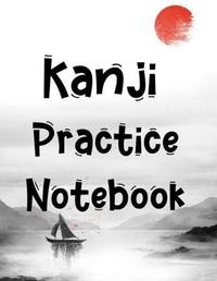 Kanji Practice Notebook by Zeezee Books image