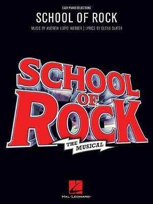 School of Rock by Andrew Lloyd Webber