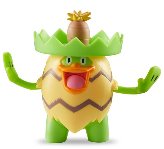 Pokemon: Deluxe Action Figure - Ludicolo