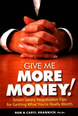 Give Me More Money! by Ron Krannich image