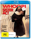Sister Act on Blu-ray