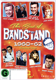 The Best of Bandstand 1960-62 - Volume 1 (3 Disc Set) DVD