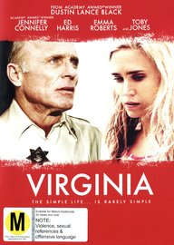 Virginia on DVD