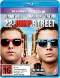 22 Jump Street (Blu-ray/Ultraviolet) on Blu-ray