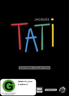 Jacques Tati: The Restored Collection on DVD