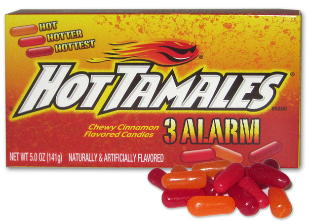 hot tamales 3 alarm at mighty ape nz
