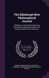The Edinburgh New Philosophical Journal by Robert Jameson image