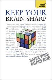 Keep Your Brain Sharp: Teach Yourself by Simon Wootton image