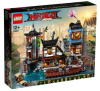 LEGO Ninjago - City Docks (70657)