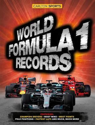 World Formula 1 Records by Bruce Jones
