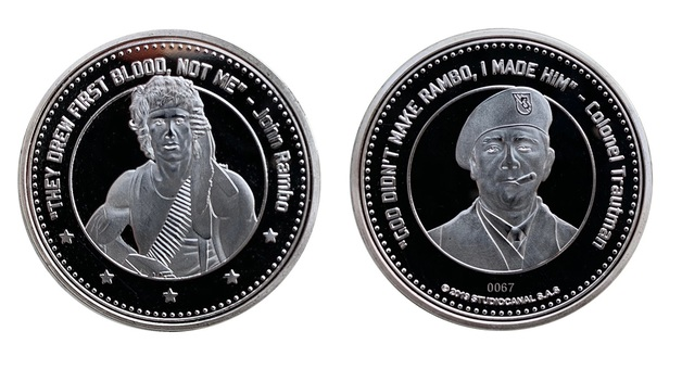 Rambo: Collectable Coin - Limited Edition