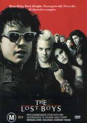 The Lost Boys on DVD