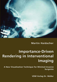 Importance-Driven Rendering in Interventional Imaging - A New Visualization Technique for Minimal-Invasive Surgeries by Martin Haidacher image