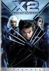 X-Men 2 - Special Edition on DVD