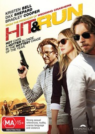 Hit & Run on DVD