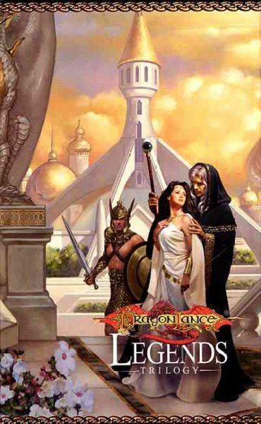 Dragonlance: Legends Trilogy Boxed Set by WEIS