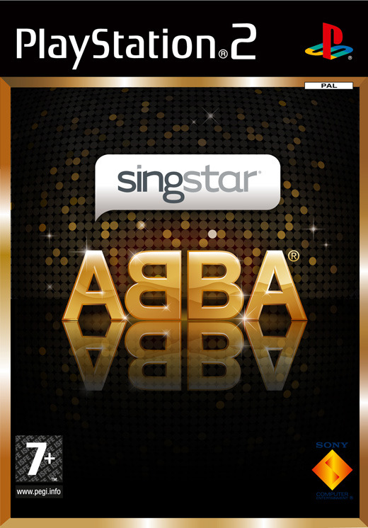 Games For Ps3 Only : Singstar abba game only playstation buy now at