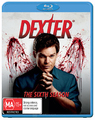 Dexter - Season 6 on Blu-ray