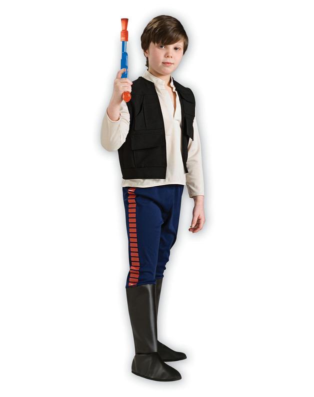 Star Wars Han Solo Kids Costume (Small)