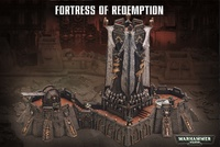 Warhammer 40,000 Fortress of Redemption Model Kit