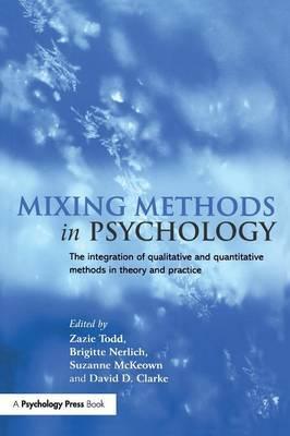 Mixing Methods in Psychology