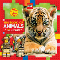 LEGO Big Book of Animals by Scholastic