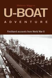 U-Boat Adventures by Melanie Wiggins image
