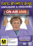 Mrs Browns Boys On Air Live DVD